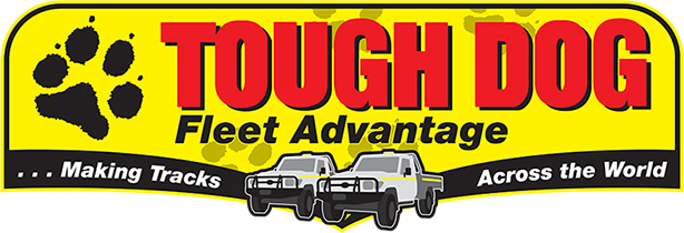 Tough Dog 4WD Suspension Logo