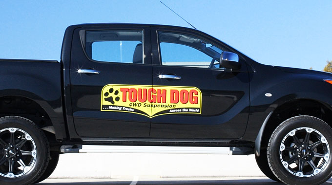 Tough Dog 4wd Suspension Product News