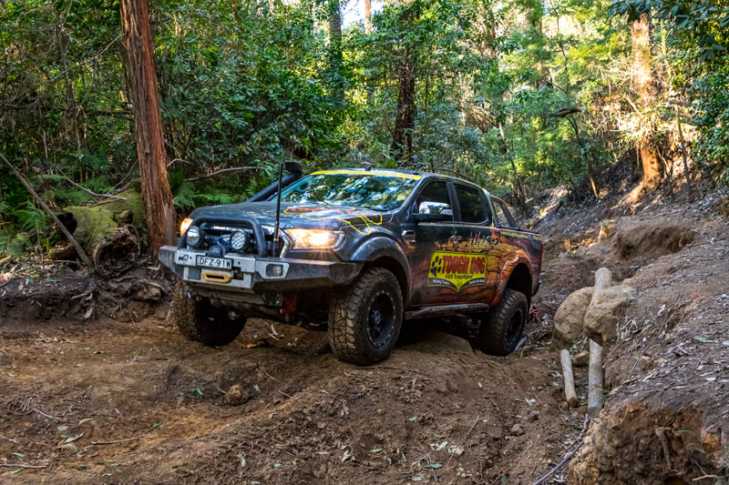Tough Dog 4WD Suspension | Home