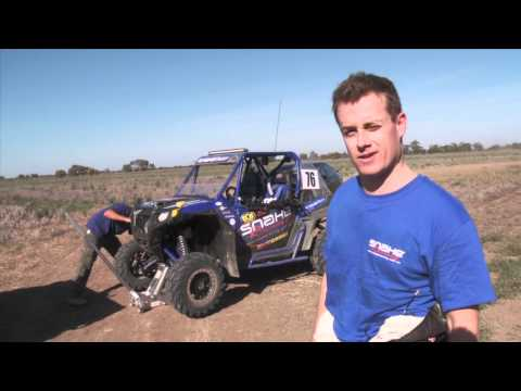 Grant Denyer Racing a Snake XP 900 - lift kit suspension