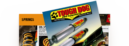 Tough Dog Brochure